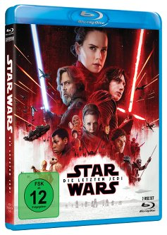 Die letzten Jedi - Blu-ray