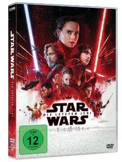 Die letzten Jedi - DVD