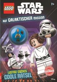Auf Galaktischer Mission - Cover