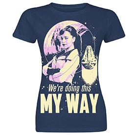 My Way - T-Shirt