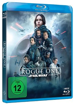 Rogue One - Blu-ray