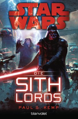 Die Sith-Lords - Cover