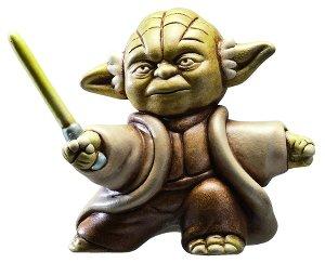 Fighting Yoda - Sammelfigur
