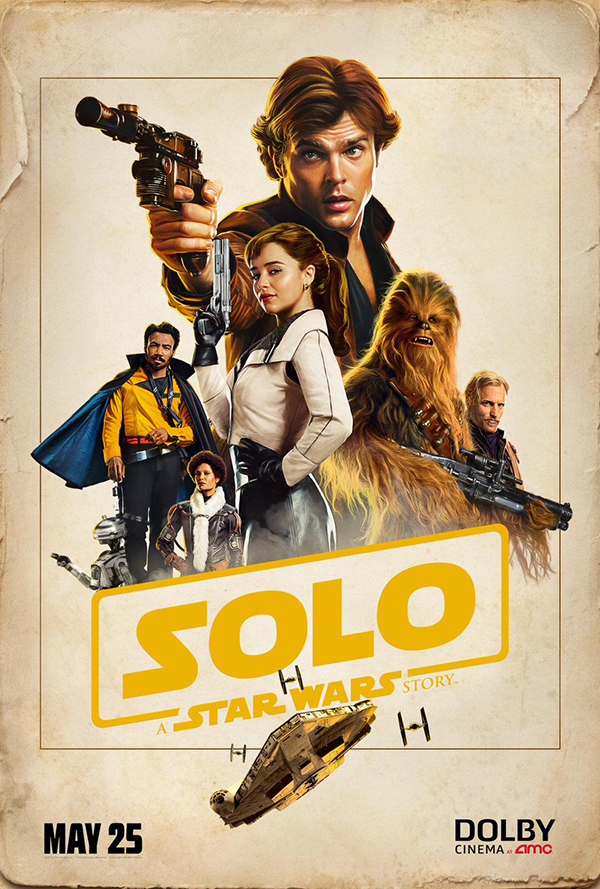 Dolby Cinema Solo-Poster