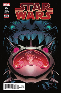 Cover zu Star Wars #47: Mutiny at Mon Cala