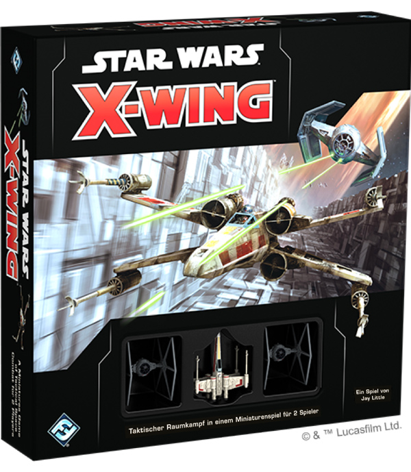 X-Wing 2. Edition