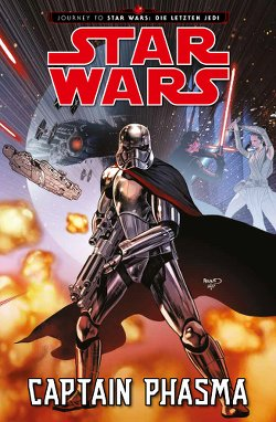 Captain Phasma - Softcover