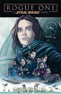Rogue One - Cover