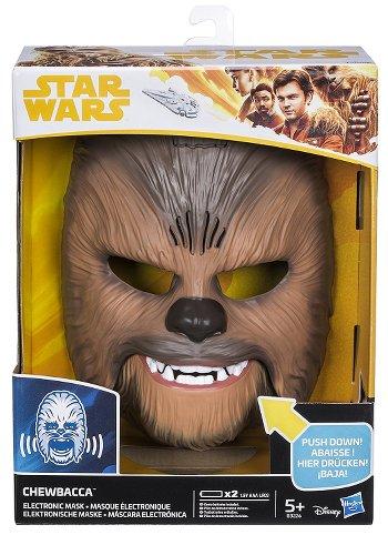 Elektronische Maske - Chewbacca