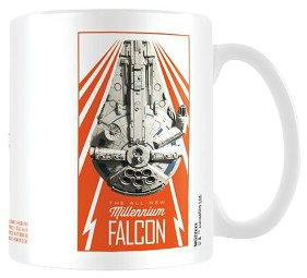 All New Millenium Falcon - Tasse