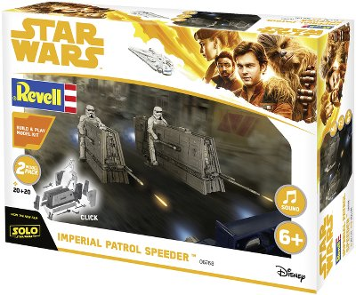Imperial Patrol Speeder