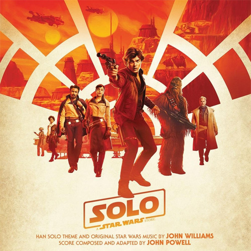 Soundtrack 'Solo: A Star Wars Story'