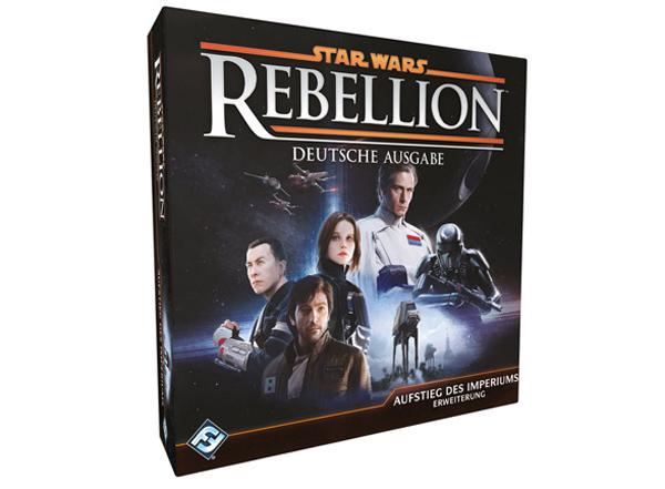Rebellion: Aufstieg des Imperiums