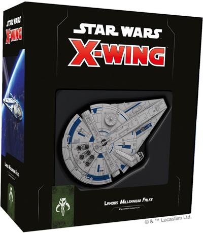X-Wing: Landos Millenium Falke