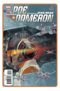 Cover zu Poe Dameron #28: The Awakening, Part 3