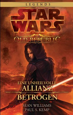 The Old Republic Sammelband #1 - Cover