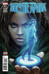 Cover zu Doctor Aphra #21