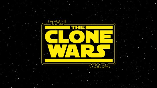 The Clone Wars Logo