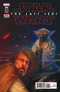 Cover zu The Last Jedi #4