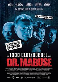 Die 1000 Glotzböbbel vom Dr. Mabuse - Poster