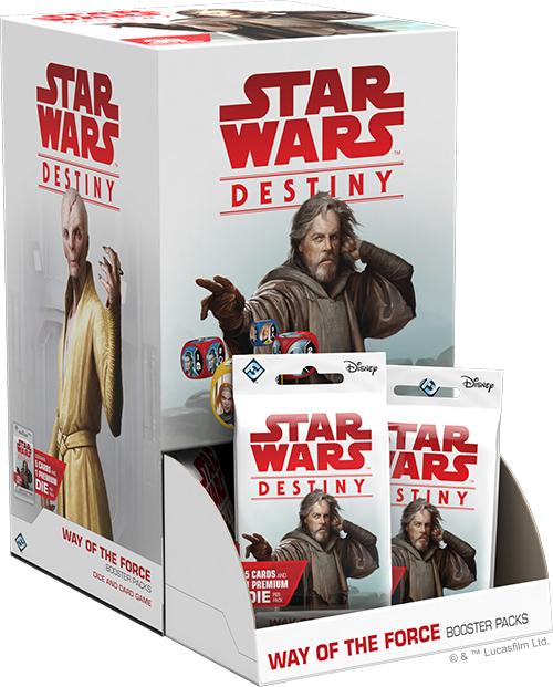 Star Wars: Destiny - Wege der Macht