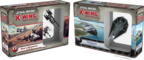 Star Wars: X-Wing - Welle XIV