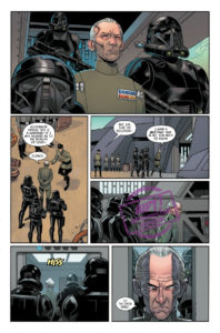 Vorschauseiten zu Darth Vader Annual #2: Technological Terror