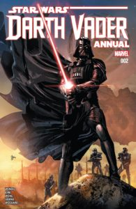 Cover zu Darth Vader Annual #2: Technological Terror