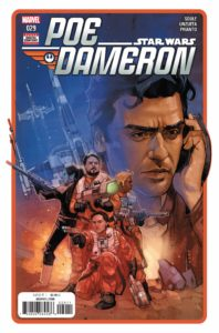 Cover zu Poe Dameron #29: The Awakening, Part 3