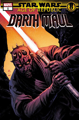Age of Republic: Darth Maul #1