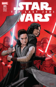 Cover zu The Last Jedi #5