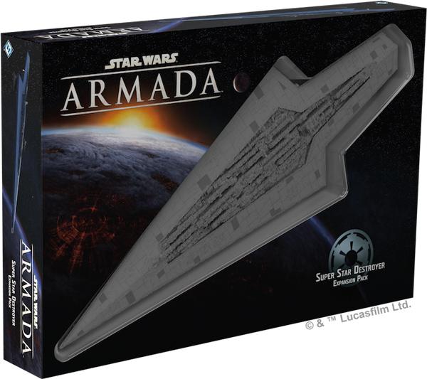 Star Wars: Armada - Supersternzerstörer