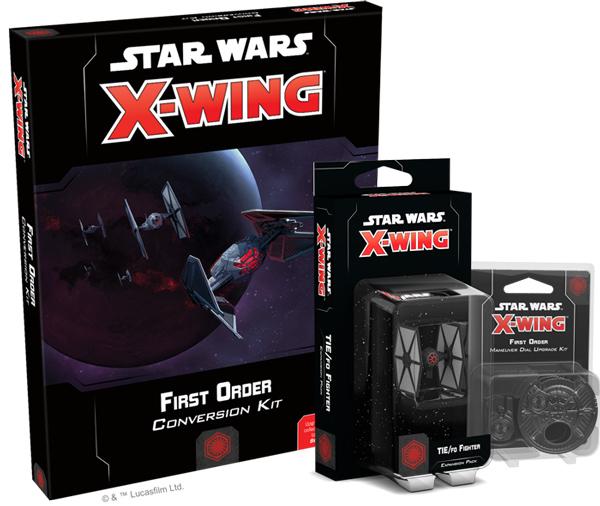 Star Wars: X-Wing 2. Edition - Erste Ordnung