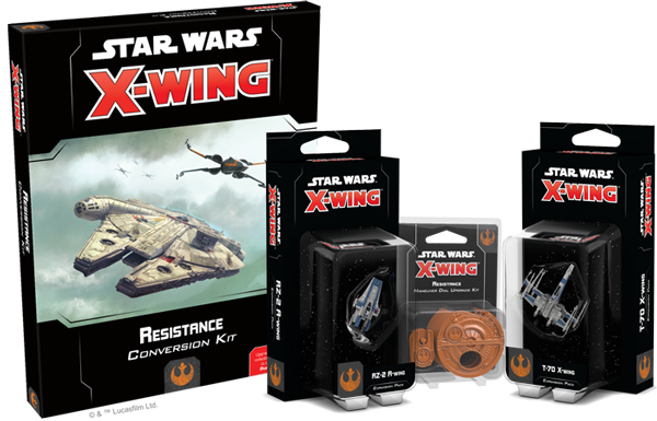 Star Wars: X-Wing 2. Edition - Widerstand