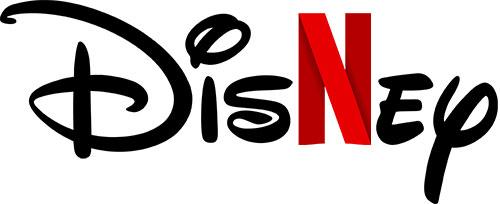 Disney/Netflix Logo