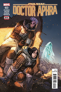 Cover zu Doctor Aphra #23