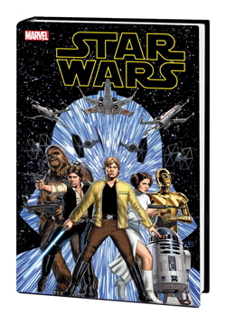 Star Wars Omnibus - Cover