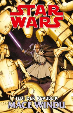 Jedi der Republik - Mace Windu - Softcover