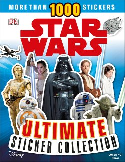 Star Wars: Ultimate Sticker Collection - Cover