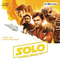 Solo: A Star Wars Story - Cover