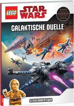 Galaktische Duelle - Cover