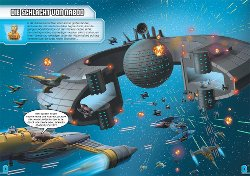 Galaktische Duelle - Vorschau Seite 1