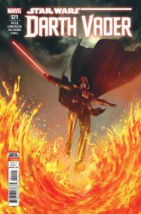 Cover zu Darth Vader #21