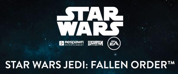 <i>Star Wars Jedi: Fallen Order</i>