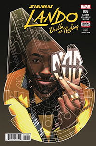 Cover zu Lando: Double or Nothing #5