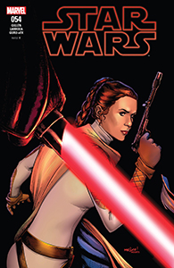 Cover zu Star Wars #54