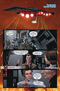Vorschauseiten zu Star Wars #54