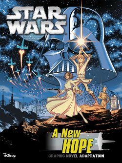 Star Wars: A New Hope - Cover