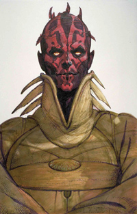 Star Wars: Age of Republic - Darth Maul #1 - Cover