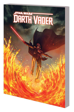 Darth Vader - Dark Lord of the Sith Vol. 4: The Black Fortress - Cover